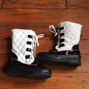 "Totes Girls Sz 1 Winter ""Karen"" Boots"